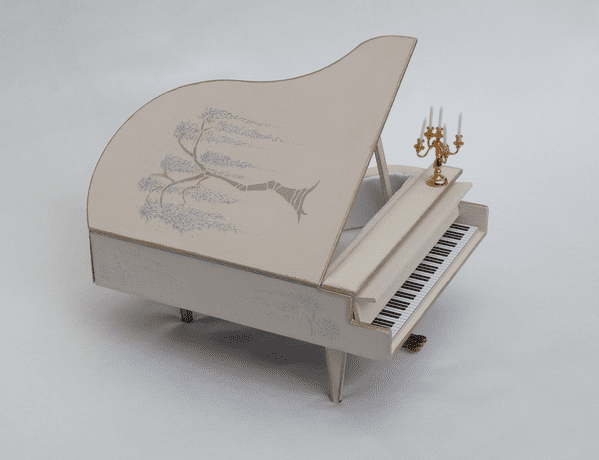 Decorative Piano Kit